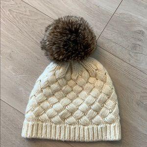 J. Crew Pom Pom Hat